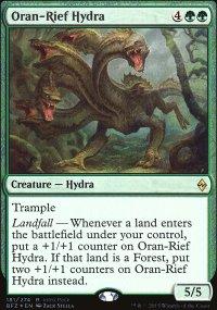 Oran-Rief Hydra - Promos diverses