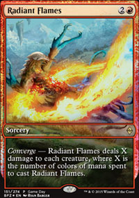 Radiant Flames - Misc. Promos