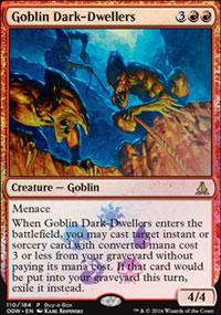 Goblin Dark-Dwellers - Promos diverses
