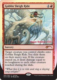 Goblin Sleigh Ride - Misc. Promos