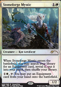 Stoneforge Mystic - Misc. Promos