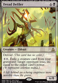 Dread Defiler - Misc. Promos