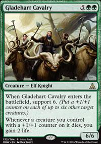 Gladehart Cavalry - Promos diverses