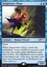 Snapcaster Mage - Promos diverses