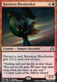 Ravenous Bloodseeker - Promos diverses