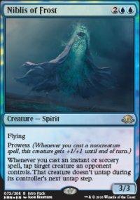 Niblis of Frost - Promos diverses