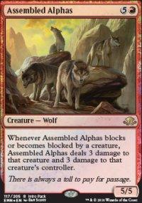 Assembled Alphas - Promos diverses