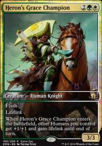 Heron's Grace Champion - Misc. Promos