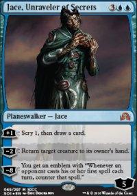 Jace, Unraveler of Secrets - Promos diverses