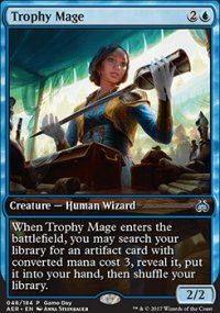 Trophy Mage - Misc. Promos