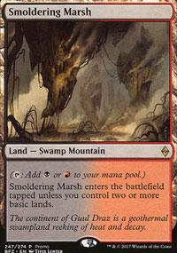 Smoldering Marsh - Misc. Promos