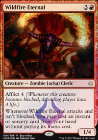 Wildfire Eternal - Misc. Promos