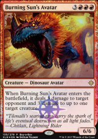 Burning Sun's Avatar - Misc. Promos