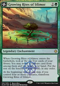 Growing Rites of Itlimoc - Promos diverses
