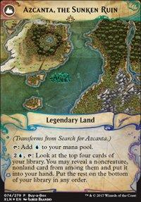 Azcanta, the Sunken Ruin - Promos diverses