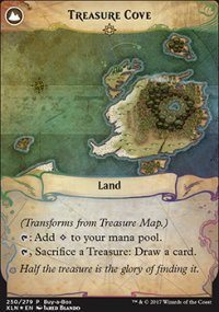 Treasure Cove - Promos diverses