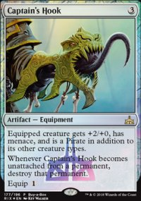 Captain's Hook - Misc. Promos