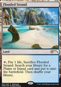Flooded Strand - Promos diverses