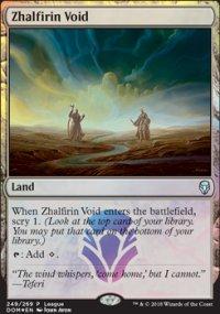 Zhalfirin Void - Promos diverses