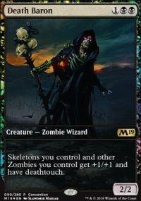 Death Baron - Promos diverses