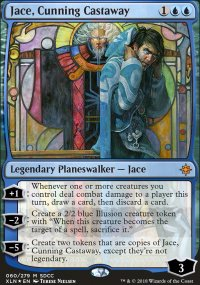 Jace, Cunning Castaway - Misc. Promos