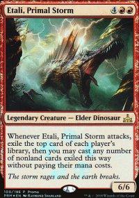 Etali, Primal Storm - Misc. Promos
