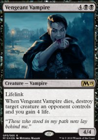 Vengeant Vampire - Misc. Promos