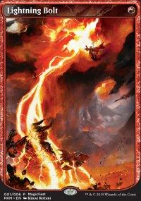 Lightning Bolt - Misc. Promos