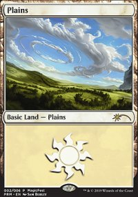 Plains - Misc. Promos