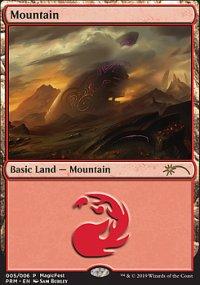 Mountain - Promos diverses