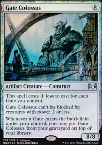 Gate Colossus - Promos diverses