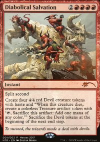 Diabolical Salvation - Misc. Promos