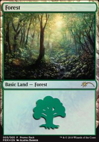 Forest - Misc. Promos