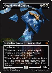God-Eternal Oketra - Misc. Promos