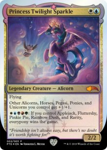 Princess Twilight Sparkle - Misc. Promos