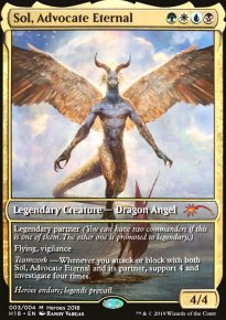 Sol, Advocate Eternal - Misc. Promos
