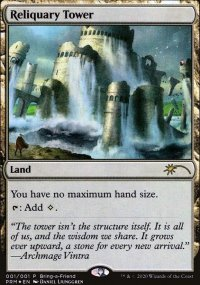 Reliquary Tower - Misc. Promos