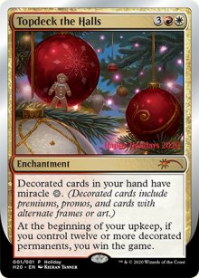 Topdeck the Halls - Misc. Promos
