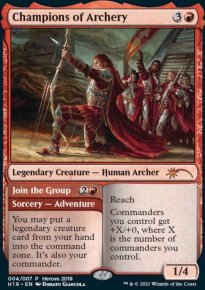 Champions of Archery - Misc. Promos