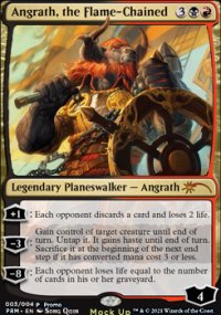 Angrath, the Flame-Chained - Misc. Promos