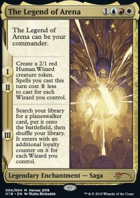 The Legend of Arena 2 - Misc. Promos