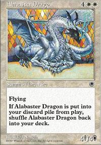 Alabaster Dragon - Portal