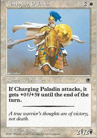 Charging Paladin - Portal