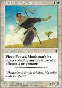 Fleet-Footed Monk - Portal