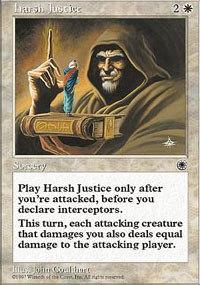 Harsh Justice - Portal
