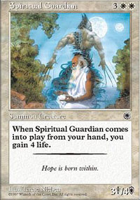 Spiritual Guardian - Portal