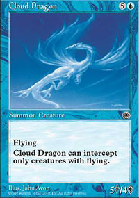 Cloud Dragon - Portal
