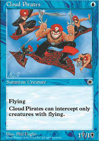 Cloud Pirates - Portal