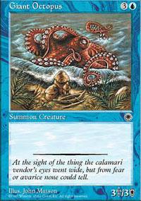 Giant Octopus - Portal