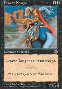 Craven Knight - Portal